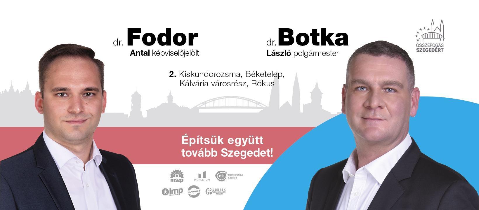 dr. Fodor Antal